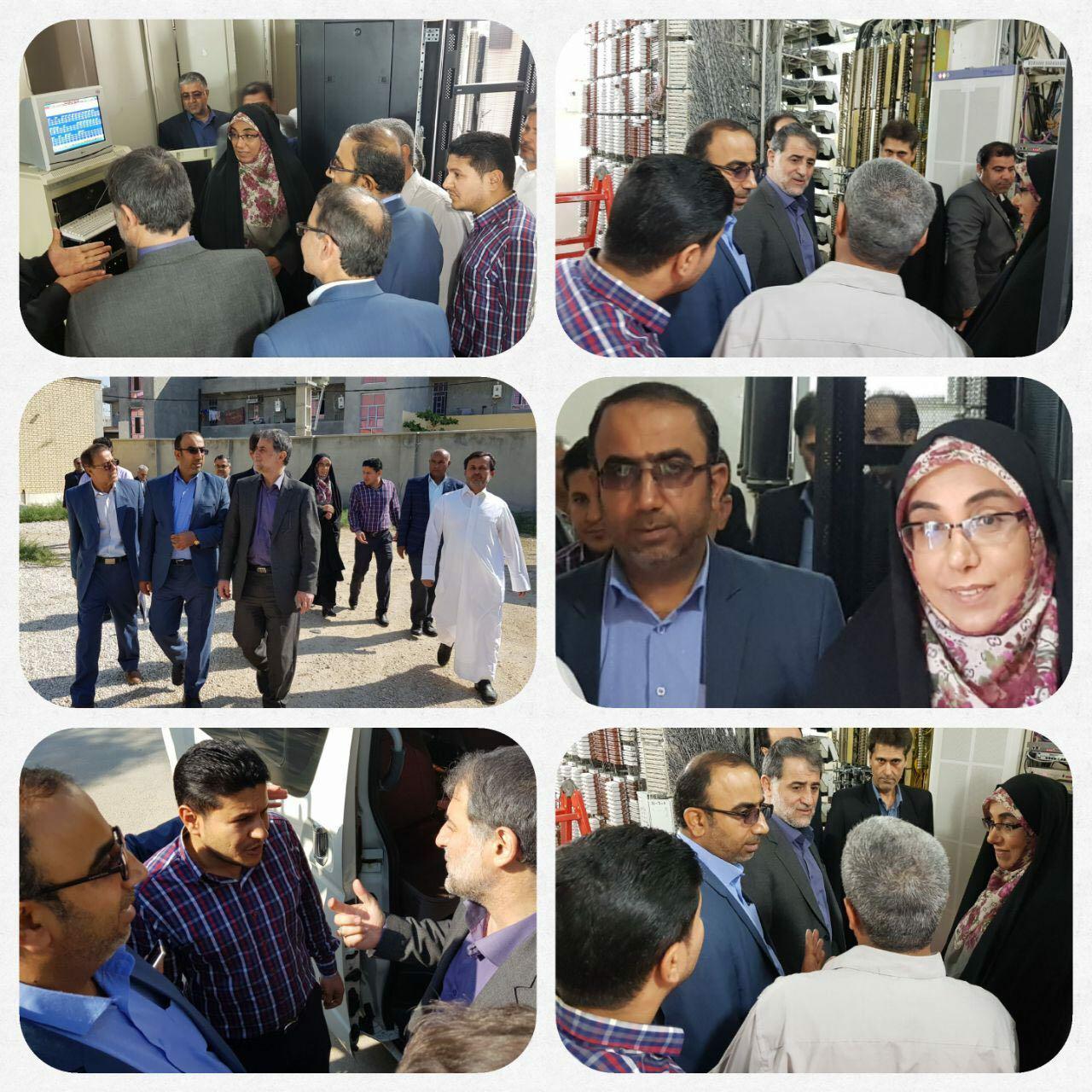 مهمان های دو روزه الماسی در جنوب استان