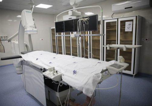 راهاندازی دومین آنژیوگرافی بیمارستان قلب بوشهر