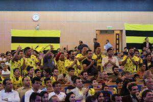 تصاویر/ شبی با فوتبال در جم با حضور مجری معروف کشوری برگزار شد