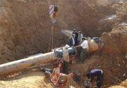 عملیات اجرایی سه پروژه بزرگ در سیراف و جم آغاز شد