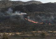 علت  و میزان خسارت آتش سوزی مراتع در جم در دست بررسی است/ نیروهای آتش نشانی در حالت آماده باش کامل هستند