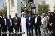 حضور معاون سیاسی استاندار بوشهر در جم / افتتاح و کلنگ زنی ۶ پروژه در ششمین روز از هفته دولت
