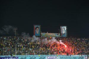گزارش تصویری بازی پارس جنوبی جم و استقلال تهران