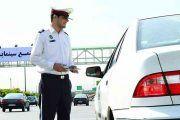 هفته ی نیروی انتظامی با چاشنی تلخ برخورد افسر راهنمایی رانندگی!