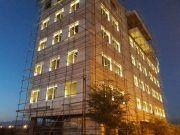 شهردار جم خبرداد: پیشرفت ٨٠ درصدی هتل سه ستاره شهرداری جم